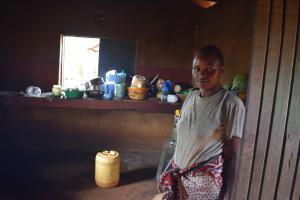 The Water Project: Kiteta Community -  Inside Kitchen