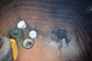 The Water Project: Kiteta Community A -  Inside Kitchen
