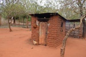 The Water Project: Kiteta Community A -  Kitchen