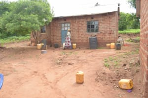 The Water Project: Mbitini Community -  Compound