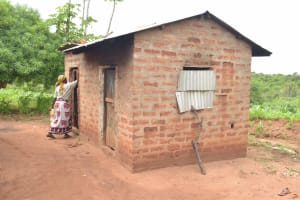 The Water Project: Mbitini Community -  Kitchen