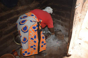 The Water Project: Mbitini Community A -  Cooking
