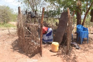 The Water Project: Kangalu Community B -  Cooking In The Kitchen