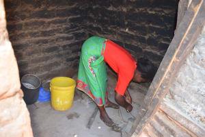 The Water Project: Kangalu Community C -  Inside Kitchen