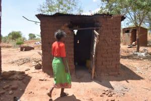 The Water Project: Kangalu Community C -  Kitchen