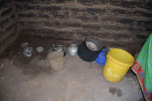 The Water Project: Kangalu Community C -  Pots And Pans