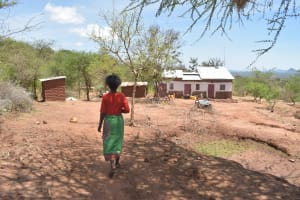 The Water Project: Kangalu Community C -  Walking Home