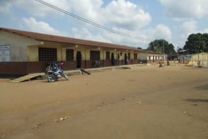 The Water Project: Lungi, Kasongha, DEC Kasongha Primary School -  School Building
