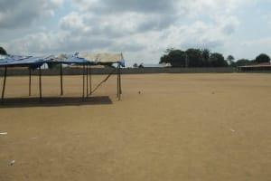 The Water Project: Lungi, Kasongha, DEC Kasongha Primary School -  School Grounds