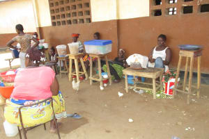 The Water Project: Lungi, Kasongha, DEC Kasongha Primary School -  School Marketplace