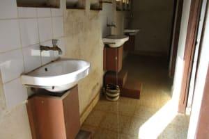 The Water Project: Lungi, Kasongha, DEC Kasongha Primary School -  Sinks For Handwashing