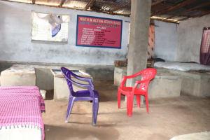 The Water Project: Lungi, Mahera, Mahera Health Clinic -  Attayah Base Youth Center