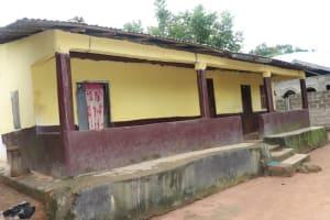 The Water Project: Lungi, Mahera, Mahera Health Clinic -  Household