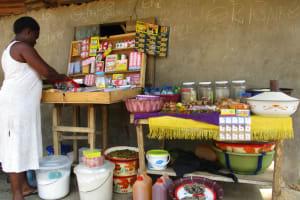 The Water Project: Lungi, Mahera, Mahera Health Clinic -  Local Business