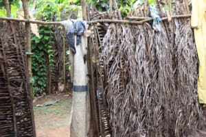 The Water Project: Lungi, Rosint, #26 Old Town Road -  Bathing Shelter