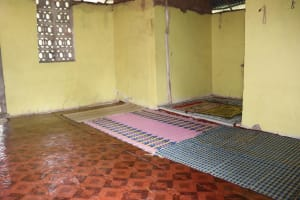 The Water Project: Lungi, Rosint, #26 Old Town Road -  Inside Mosque
