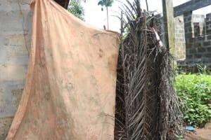 The Water Project: Lungi, New York, Robis, #7 Masata Lane -  Bathing Shelter