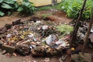 The Water Project: Lungi, New London, #10 Dankama Street -  Garbage Pit
