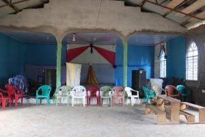 The Water Project: Lungi, New London, #10 Dankama Street -  Inside Church