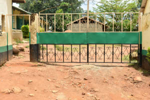 The Water Project: Makunga Secondary School -  Gate