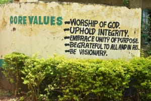 The Water Project: Makunga Secondary School -  School Values