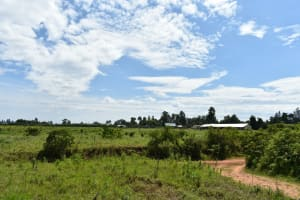 The Water Project: Eshimuli Primary School -  Surrounding Area