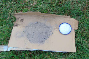 The Water Project: Ebulonga Mixed Secondary School -  Toothpaste Alternatives Ash And Salt