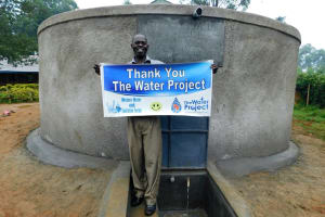 The Water Project: Shichinji Primary School -  Thank You