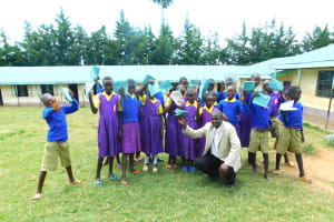 The Water Project: Kapkures Primary School -  Training Complete
