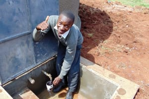 The Water Project: Ebulonga Mixed Secondary School -  Cheers