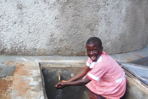 The Water Project: Kakamega Muslim Primary School -  All Smiles