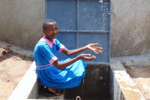 The Water Project: Banja Primary School -  Splash