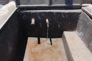 The Water Project: Demesi Primary School -  Rainwater Flows