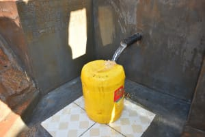 The Water Project: Emulembo Community, Gideon Spring -  Clean Water