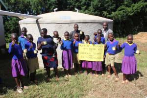 The Water Project: Kapkures Primary School -  Thank You Santagato Studios