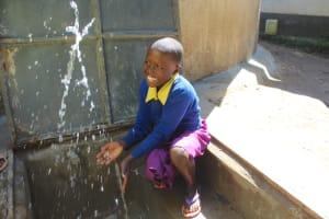 The Water Project: Kapkures Primary School -  Splash