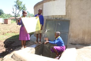 The Water Project: Kapkures Primary School -  Thank You