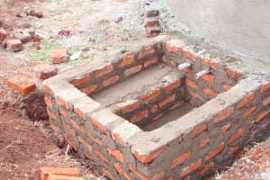 The Water Project: Ebulonga Mixed Secondary School -  Construction Of The Drawing Point