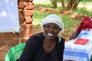 The Water Project: Mukuku Community A -  All Smiles For Mixing Soap