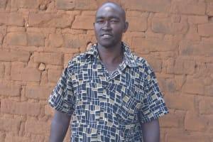 The Water Project: Mukuku Community A -  Arthur Kyalo