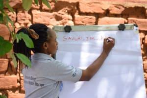 The Water Project: Mukuku Community A -  Training
