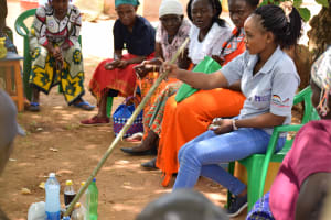 The Water Project: Mukuku Community A -  Training Discussion