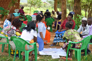 The Water Project: Mukuku Community A -  Training Discussions