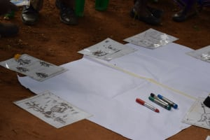 The Water Project: Mukuku Community A -  Training Materials