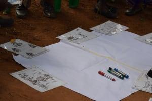 The Water Project: Mukuku Community -  Training Materials