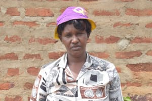 The Water Project: King'ethesyoni Community -  Monica Mbuvi