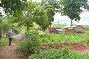 The Water Project: King'ethesyoni Community -  Compound