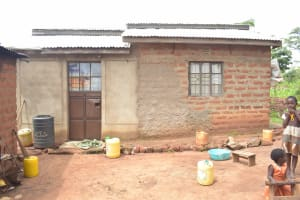 The Water Project: King'ethesyoni Community -  Home