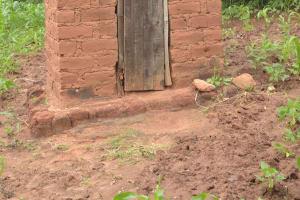 The Water Project: King'ethesyoni Community -  Latrine
