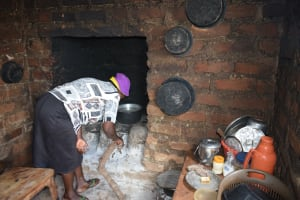 The Water Project: King'ethesyoni Community A -  Inside Kitchen